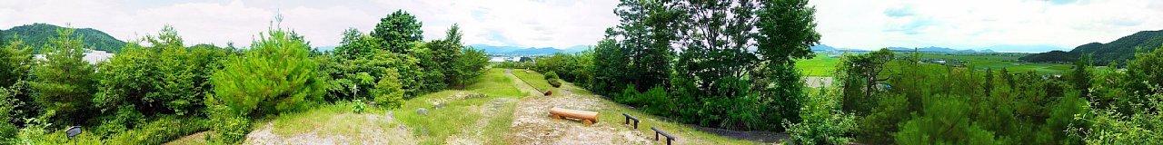 山崎山城パノラマ