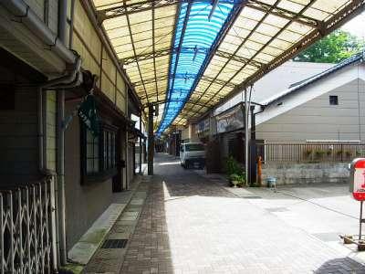 ナメラ商店街