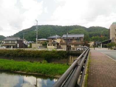 秀吉陣のあった高倉山