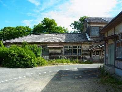 旧三木実科高等女学校校舎