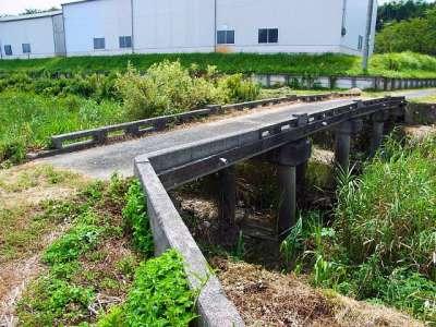 安食川と生活橋