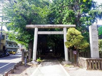 板橋双葉氷川神社