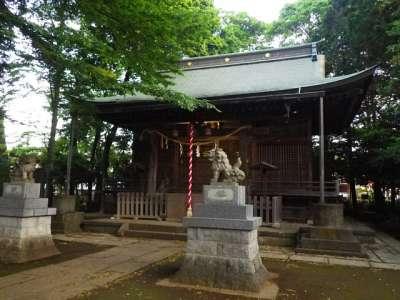 成増菅原神社(東京都板橋区)