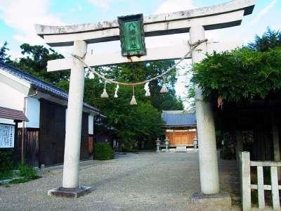 甲良町 八幡神社