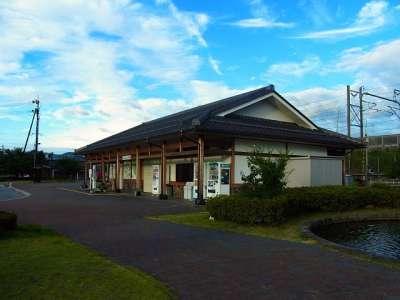 近江鉄道本線 尼子駅